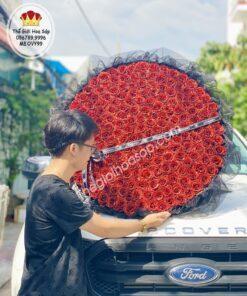 Bó Kim Tuyến 99 Bông