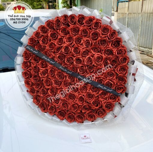 hoa hồng kim tuyến
