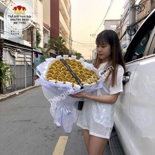 hoa kim tuyến giá rẻ