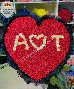 hoa sáp tặng vợ