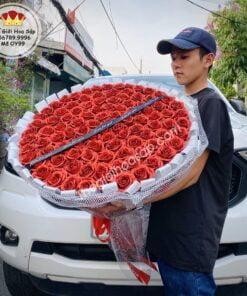 hoa hồng nhũ đẹp