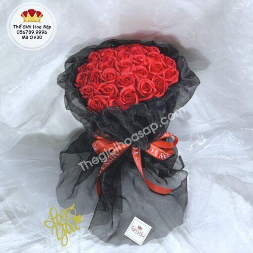 quà tặng bạn giá hoa sáp