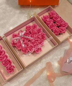 quà tặng từ hoa sáp