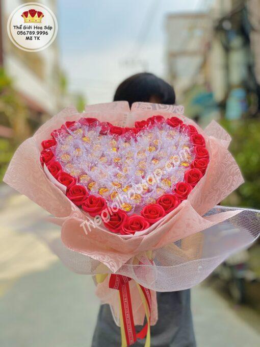 Hoa tình yêu có kẹo