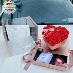 hộp hoa đẹp