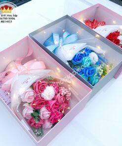 bộ sưu tập hoa sáp