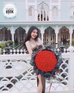 Hoa Hồng Sáp 99 Bông Đỏ